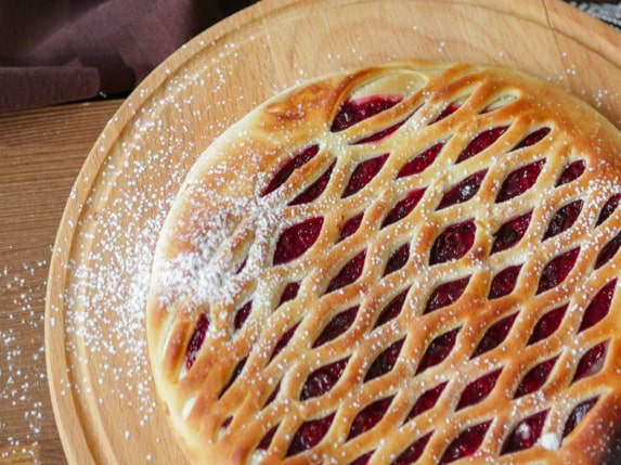ᐈ Сладкие пироги > бесплатная доставка по СПб
